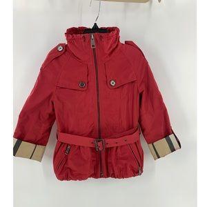 Burberry Girl's Halle Jacket